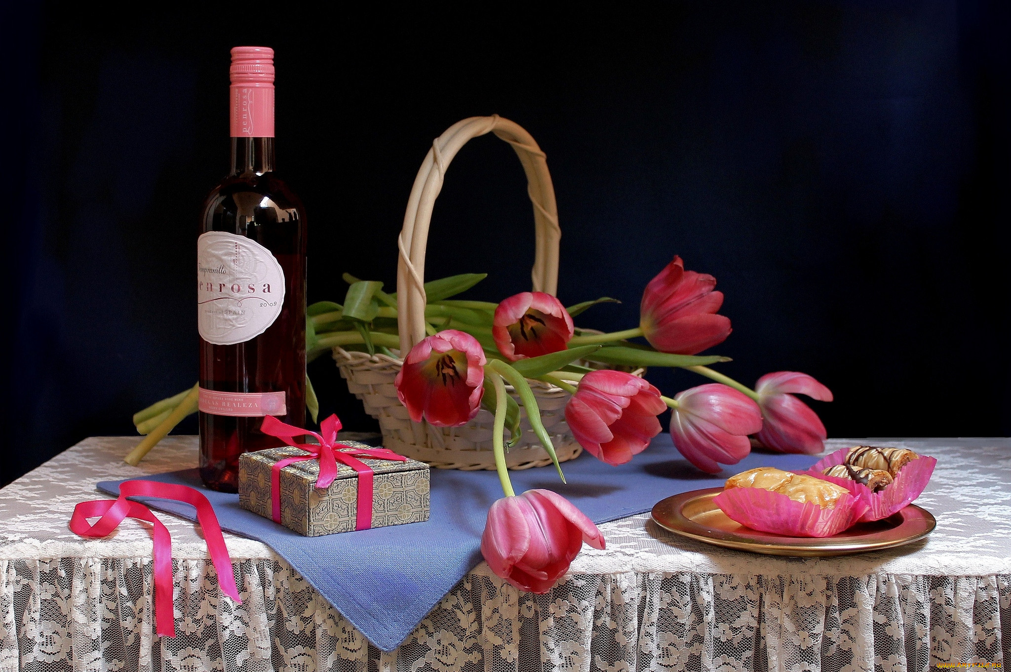 Вино конфеты картинки